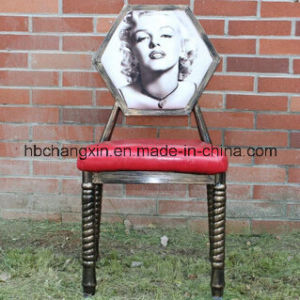 Vintage Metal Dining Chair pictures & photos