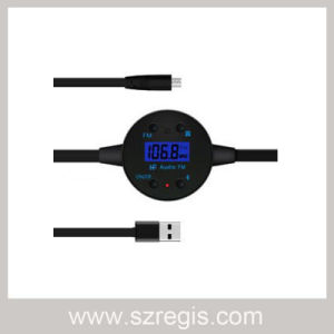 High Fidelity FM Transmitter with Music Player Car Bluetooth Receiver pictures & photos