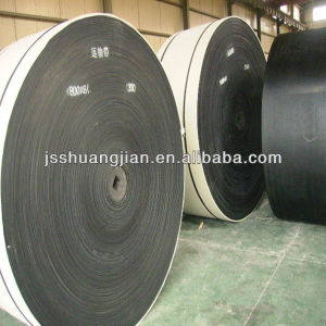 Polyester (EP) Conveyor Belt Molded Edge pictures & photos