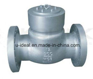 One Way Valve-Pressure Seal Swing Check Valve pictures & photos