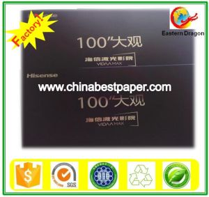 Uncoated 150g Black Cardboard Paper pictures & photos