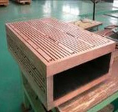 Copper Plate, Copper Mould Plate for Continuous Casting pictures & photos