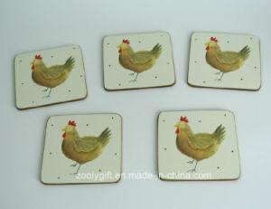 Wholesale Cheap Cork Cup Coasters pictures & photos
