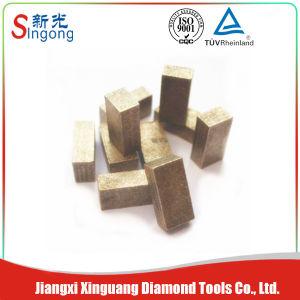 Granite Block Cutting 1200mm Diamond Segments pictures & photos