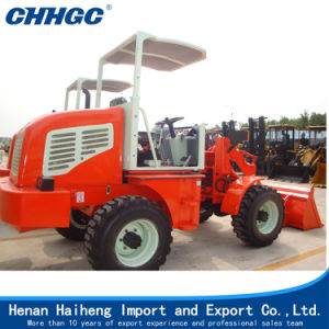Front End Hydraulic Mini Loader pictures & photos