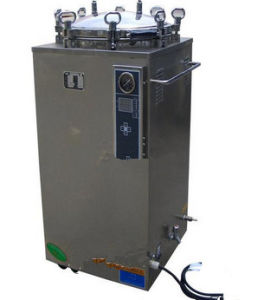Mcs-B35/50/75/100L Vertical Pressure Steam Sterilizer (Digital Display Automation) pictures & photos