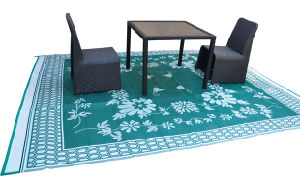 PP Patio Mat (NF-1010-4) pictures & photos