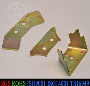 Mounting Metal Bracket Laser Sheet Metal Fabrication pictures & photos