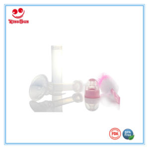 Conveniently Design Needle Type Breast Milk Pump with Nipple pictures & photos