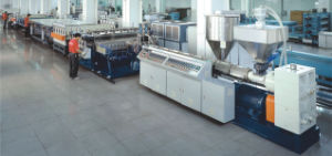 PP Hollow Grid Sheet Production Line pictures & photos