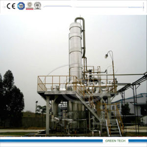 Continuously Tyre Oil to Diesel Refining Plant 40tpd pictures & photos