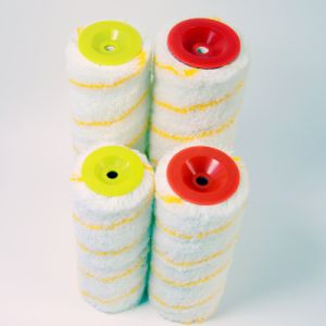 Dia. 38mm and 48mm Big Roller Reff with Both Ends Cap, Yellow Line Stripe pictures & photos