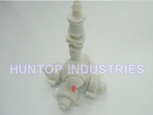 Four Outlets Misting Fogger Nozzle Sprinkler (HT6342C) pictures & photos