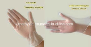 Vinyl Gloves Disposable/PVC Gloves/Vinyl Examination Gloves/CE/FDA510k
