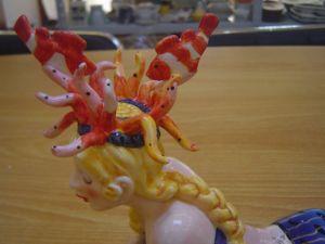 Ceramic Mermaid pictures & photos