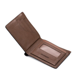 Leather Wallet for Men and Card pictures & photos