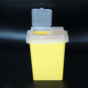 Sharps Container Disposable Medical 1L