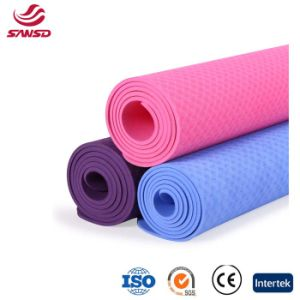 Comfortable Multi-Use Yoga Mat Exercise Floor Mat pictures & photos