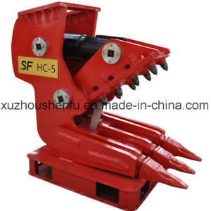 Hydraulic Cutter for 8-48t Excavator pictures & photos