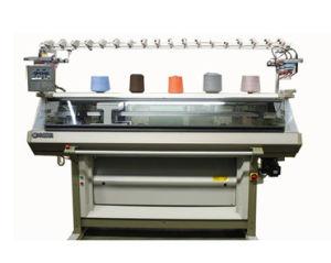 Yx-360, 3 System Flat Knitting Machine