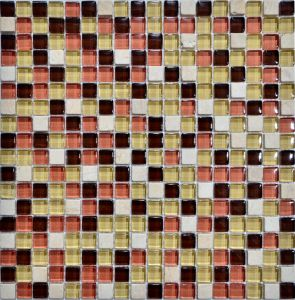 2017 France Glass and Stone Mix Design Mosaic pictures & photos