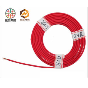 Electrical Wire/Textile Cable/Fabric Cable Cotton Cable Wire Electrical Wire PVC Cover pictures & photos