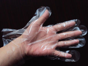 PE Glove/HDPE Disposable Glove pictures & photos