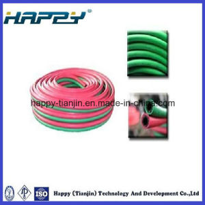 Braided Rubber Twin Welding Hose pictures & photos
