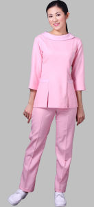 Nurse Uniform, Medical Uniform of Factory Price -Nu01 pictures & photos