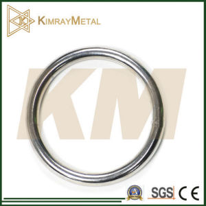 Stainless Steel Welded Round Ring (304/316) pictures & photos