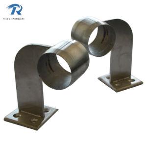 Stainless Steel Pipe Holder for Handrail (RSHF001)