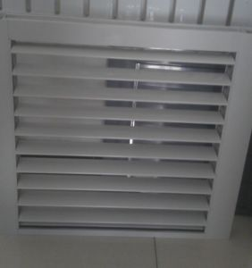 Aluminum Fix Louver Windows with Good Quality pictures & photos
