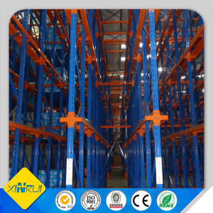Storage Warehouse Metal Drive in Racking pictures & photos