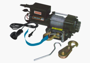 Power Winch with CE Certificate (LD-3000H~LD-3500H) pictures & photos