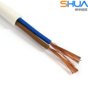 PVC Insulation PVC Sheath Copper Conductor Rvv Flexible Power Cable pictures & photos