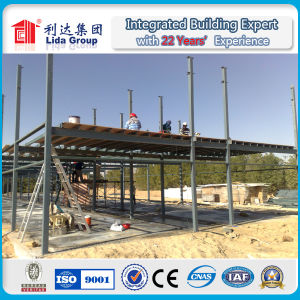Prefabricated Modular Temporary Residential Labor Camp House pictures & photos