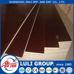 Wateproof Finger Joint Core Film Faced Plywood pictures & photos