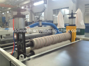 PVC+PMMA/ASA Roofing Wave/Glazed/Corrugated Tile Extrusion Machine pictures & photos