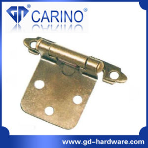 Self Close Door Cabinet Iron Hinge (CH192) pictures & photos