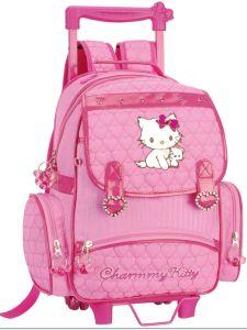 OEM Highly Trolley School Backpack