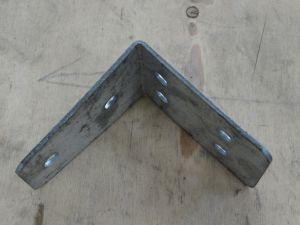 High Quality Angle Steel Angle Bar/Galvanized Angle Bar pictures & photos