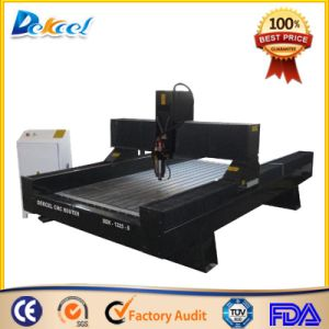CNC Carving Machine for Marble Granite Stone Engraver pictures & photos