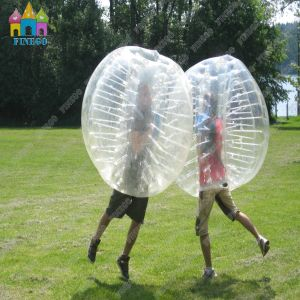En14960 Funny Football Inflatable Body Zorb Ball for Sale pictures & photos