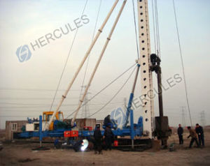 Diesel Hammer Piling Machine (DCB series) pictures & photos