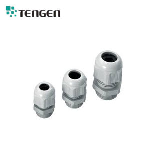 RoHS Approved Nylon 66 Nylon Metric Thread Cable Gland for European Market pictures & photos