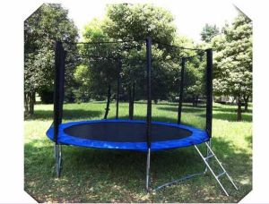8FT Trampoline with safety Enclosure pictures & photos