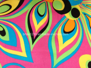 100% Cotton /Spandex Stain for Garments pictures & photos