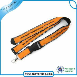 Wholesale Glow in The Dark Ribbon Lanyards pictures & photos