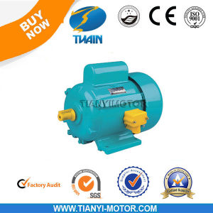 Jy Series Single-Phase Electric Motor Cast Iron Motor Jy pictures & photos