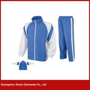 Wholesale Customized Men Blue Sport Suit (T107) pictures & photos